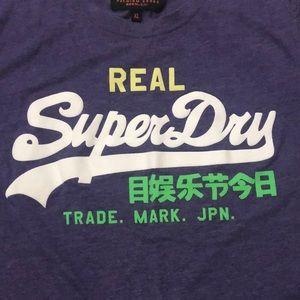 SuperDry Purple Tee